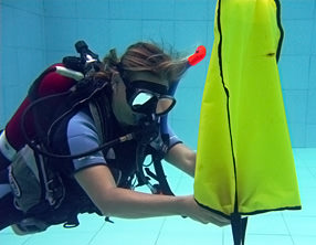 PADI specialty course diving khao lak thailand